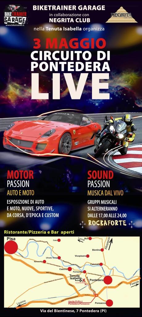 Circuito di Pontedera LIVE!