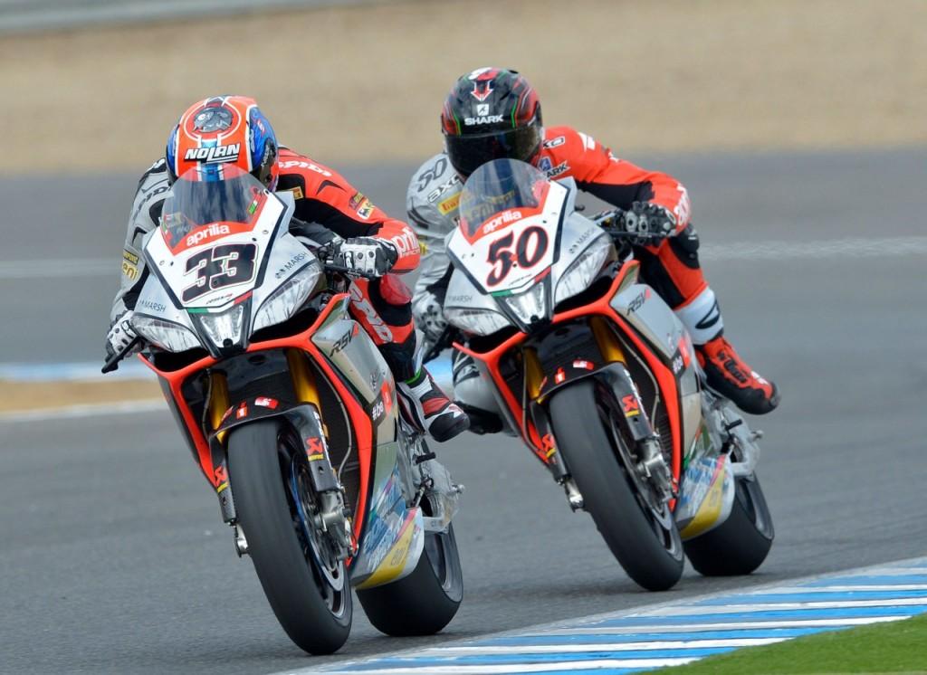 Marco e Silvano a Jerez 2014