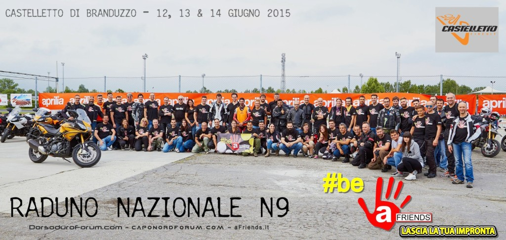aFriends N9 - Castelletto di Branduzzo